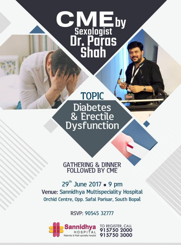CME by Dr. Paras Shah